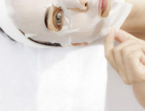 Textilní pleťové masky jako kosmetický hit